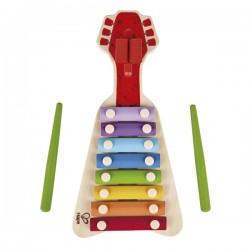 Guitarra xilófono...