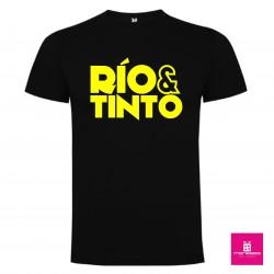 Camiseta Rio&Tinto