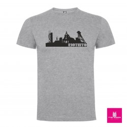 Camiseta Skyline Riotinto