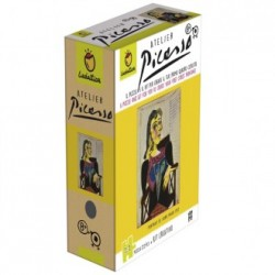 Puzzle art games Picasso