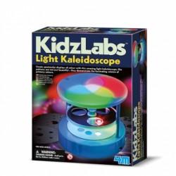 Kidzlabs caleidoscopio de luz